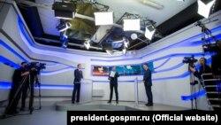 Евгений Шевчук и Вадим Красносельский