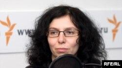 Адвокат Анна Ставицкая надеется получить ответ из Европейского суда года через два