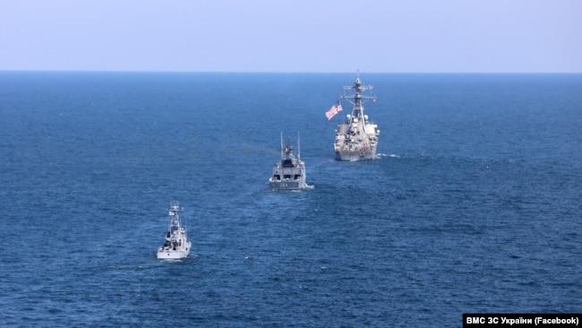 Военные учения Sea Breeze 2020 года