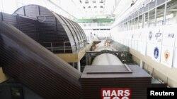 """Эксперимент """"Марс- 500"""": все готово к приему добровольцев"""