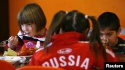 Дети-сироты в детском доме города Ростов-на-Дону