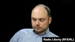 Russian opposition activist Vladimir Kara-Murza Jr.