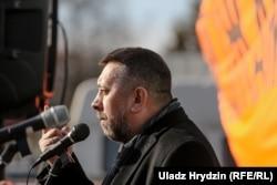 Блогер Сяргей Пятрухін