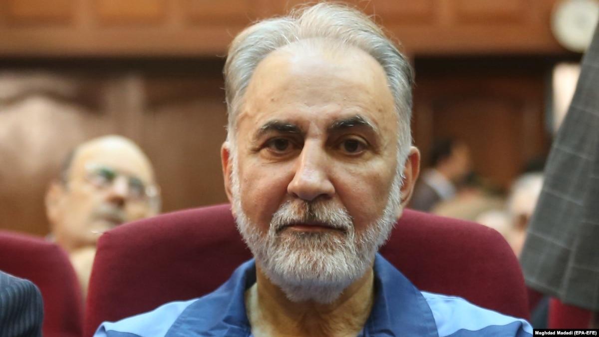 Ексмера Тегерану, приговоренного к смертной казни за убийство жены, «простили»