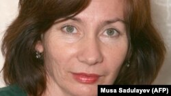 Natalia Estemirova în 2007