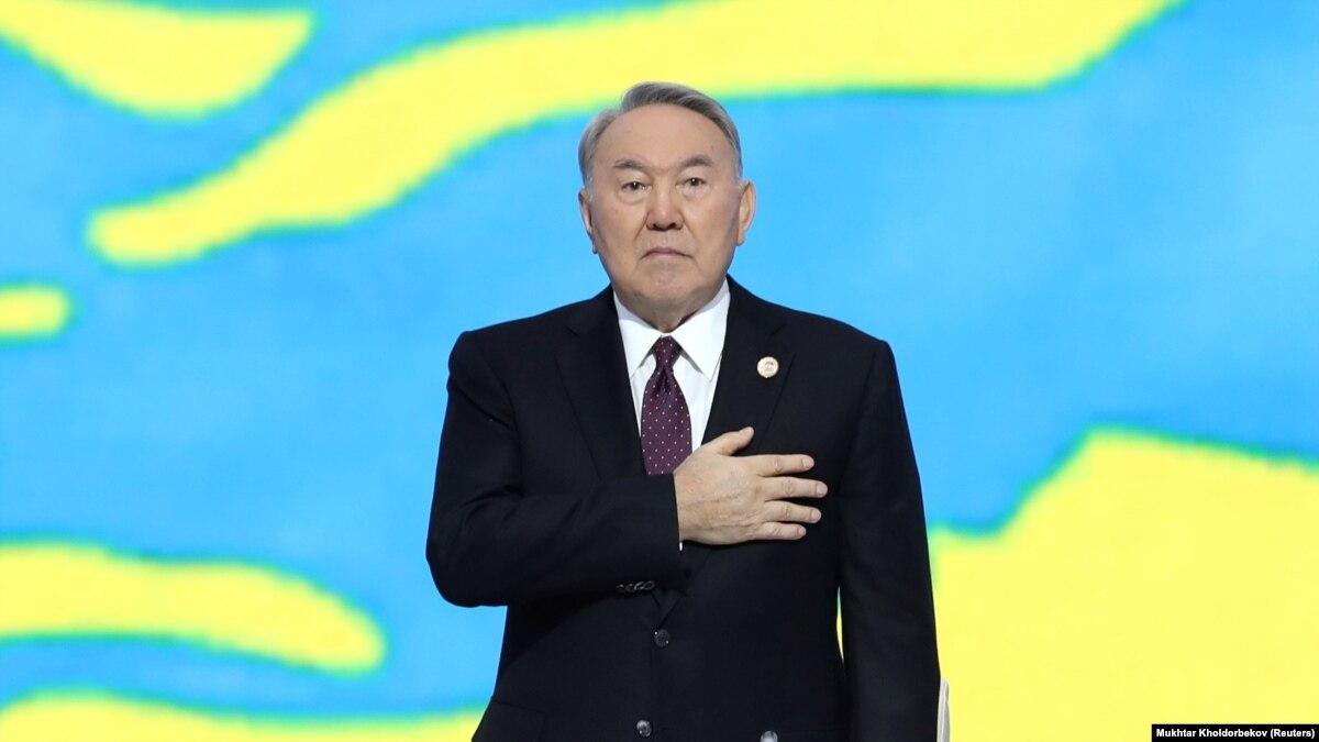 Dorëhiqet presidenti i Kazakistanit  Nursultan Nazarbaev