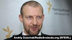 Первый заместитель лидера фракции «Народный фронт» Андрей Тетерук.
