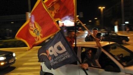 Slavlje na ulicama Podgorice