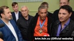 Сами Насери, Симферополь, 3 октября