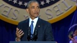Obama: rus sanksiýalaryny ýadro gepleşikleri bilen baglanyşdyrmaly däl