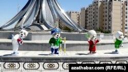 Türkmenistan Aziada-2017 halkara sport çäresine taýýarlyk görýär