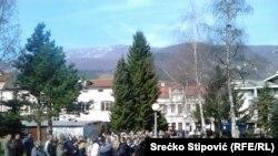 Protesti u Travniku