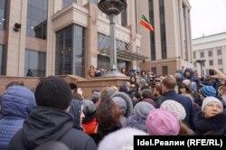 """""""Штурм Кабмина Татарстана"""". 4 марта 2017 года"""