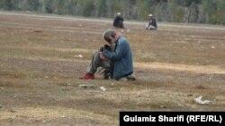 یو تن افغان معتاد، عکس تئزیني بڼه لري