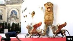 Poslednje pripreme pred jedno od izdanja festivala u Veneciji