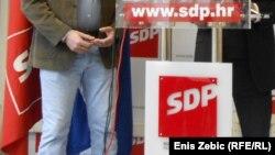 SDP bira novo vodstvo, izbor je oskudan: Šaškor