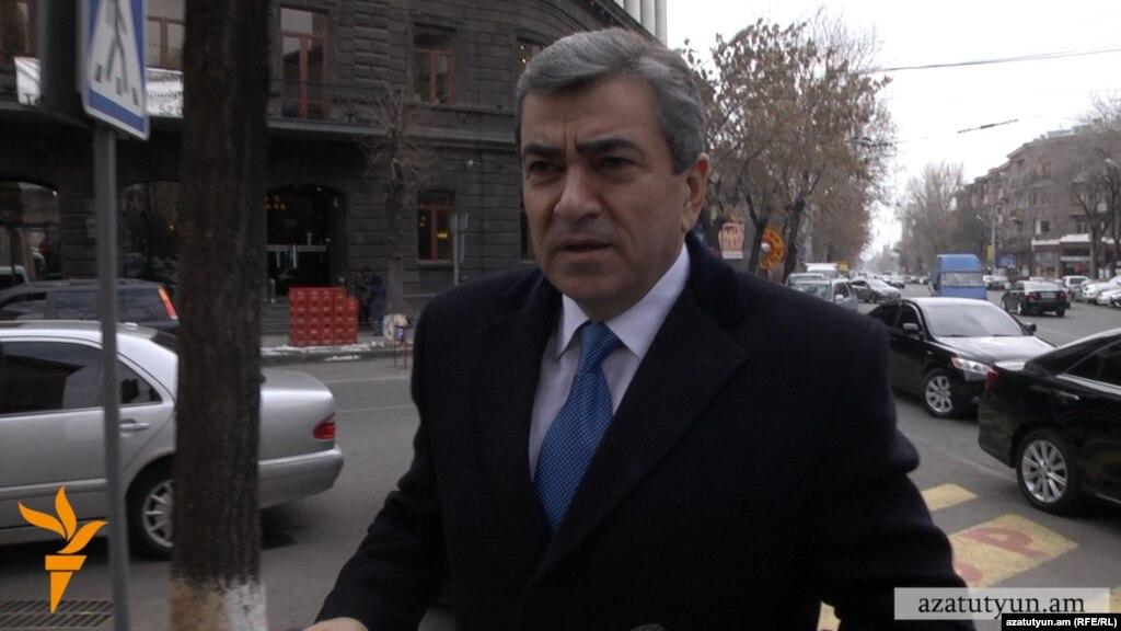 Новым главой СНБ Армении будет замгенпрокурора Георгий Кутоян
