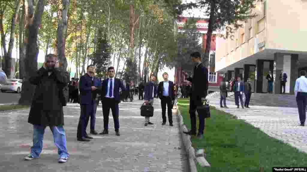Землетрясение ощущалось и в Душанбе (Таджикистан) и обеспокоило многих жителей города.