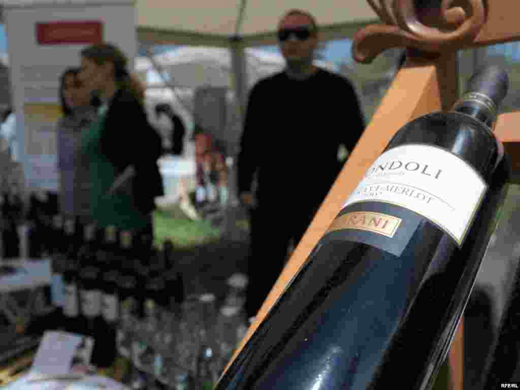 """""""ახალი ღვინის ფესტივალის"""" მონაწილე ღვინოები"""