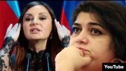 Mehriban Əliyeva/Xədicə İsmayılova