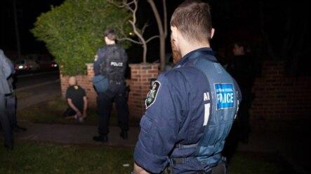 عملیات ضد تروریستی نیروهای امنیتی استرالیا