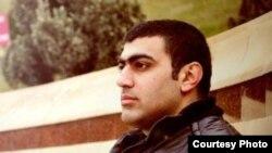 Azerbaijani opposition activist Elnur Majidli
