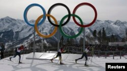 Soçi Olimpiya Oyunları