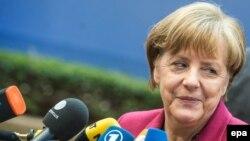 Канцлер Німеччини Анґела Меркель