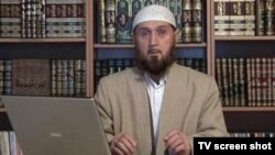 Imam Obidkhon Qori Nazarov was shot at least three times in the February attack.