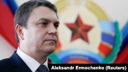 """Separatçı Luhanskın """"təhlükəsizlik naziri"""" Leonid Paseçnik """"seçkilərədək"""" başçı təyin edilib"""