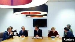 La reuniunea de urgență la cel mai înalt nivel, astăzi, la Bruxelles