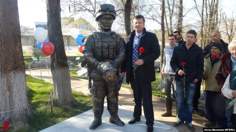 Памятник борцам за волю Украины презентовали в Черкассах - Цензор.НЕТ 1844