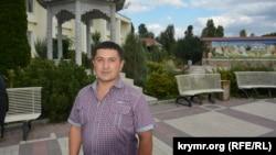 Проросійський активіст Ленур Усманов