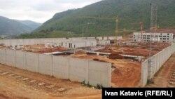 Zatvor u izgradnji, foto: Ivan Katavić