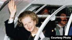 Сопротивление Советскому Союзу и помощь диссидентам за железным занавесом были одними из главных целей Маргарет Тэтчер