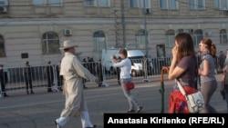 Жесткий разгон митинга на Болотной