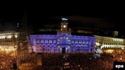 Madrid, 1 janar 2009.