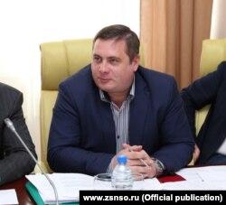 Депутат Законодательного собрания Новосибирской области Глеб Поповцев