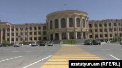 Armenia-Municipality of Gyumri,8Aug,2020