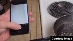 iPhone 6-nı Coca-cola-da qaynatdılar