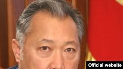 Президент Кыргызстана К.Бакиев