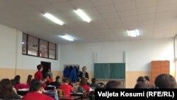 Një shkollë fillore në Prishtinë