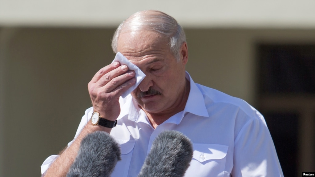 Alexander Lukashenko will address his supporters on August 16, 2020