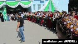 Soňky jaň, Türkmenistan