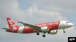 Малайзияның Air Asia компаниясының ұшағы. (Көрнекі сурет).