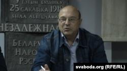 Белорусский военный эксперт Александр Алесин.