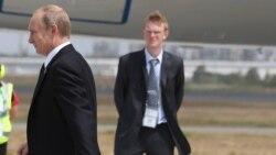 Атлас Мира: Австралийцы против Путина