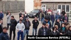 Протестущим не дали разрешение на проведение митинга в центре города