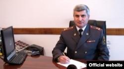 Начальник паспортно-визового управления полиции Армения Норайр Мурадханян