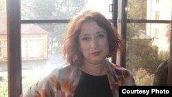Доцент Абхазского госуниверситета, общественный и политический деятель, в прошлом вице-спикер парламента Абхазии Ирина Агрба